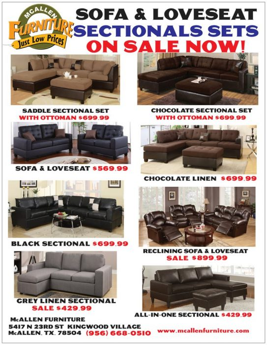 New Sofa Sale